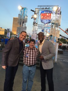 """American Ninja Warrior"" takes over Kansas City"