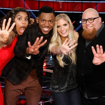 The Voice Season 12 Top Four