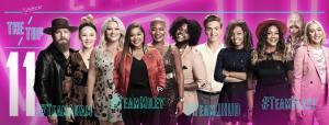 The Voice Season 13 Top 11