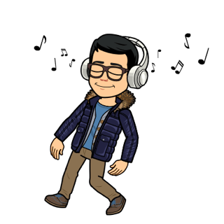 Jake's Take Bitmoji