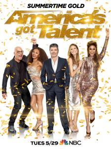 America's Got Talent 2018 on-air talent