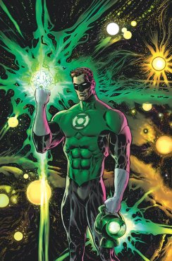 The Green Lantern DC Comics