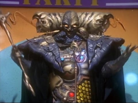 Jake's Take Celebrates Halloween: Top 10 Power Rangers Villains