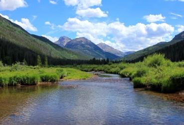 stillwater creek uintas