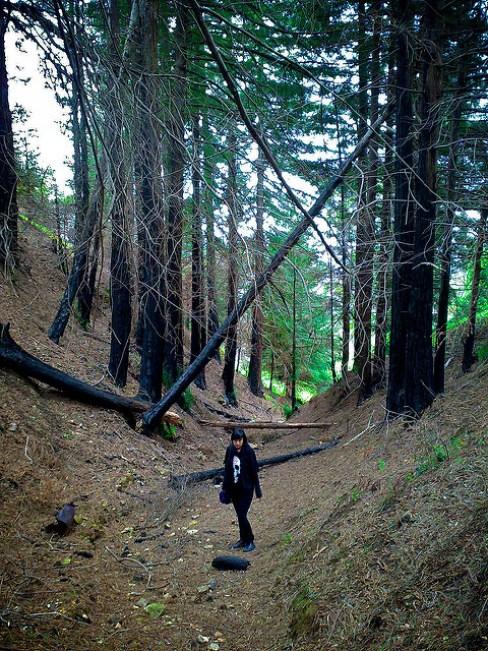 lost, hiking