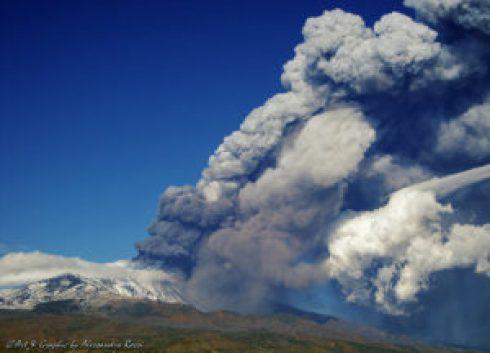 lightest rock, volcanic eruption