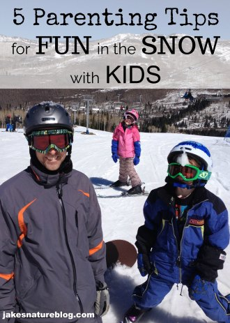 winter parenting tips