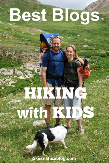 hiking with kids blogs