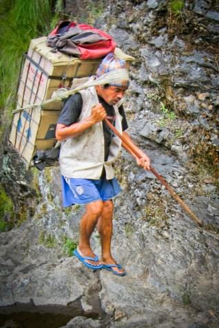 high-tech hiking gear
