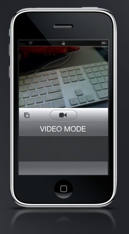 iPhone Video Mode