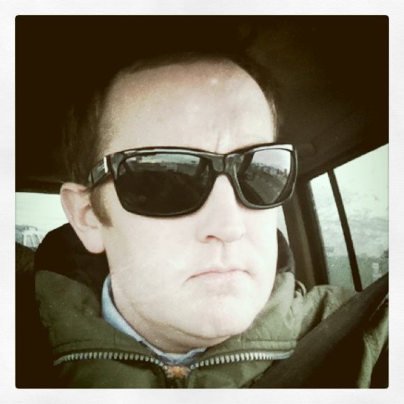 Gratuitous Picture of Yourself While In the Car.