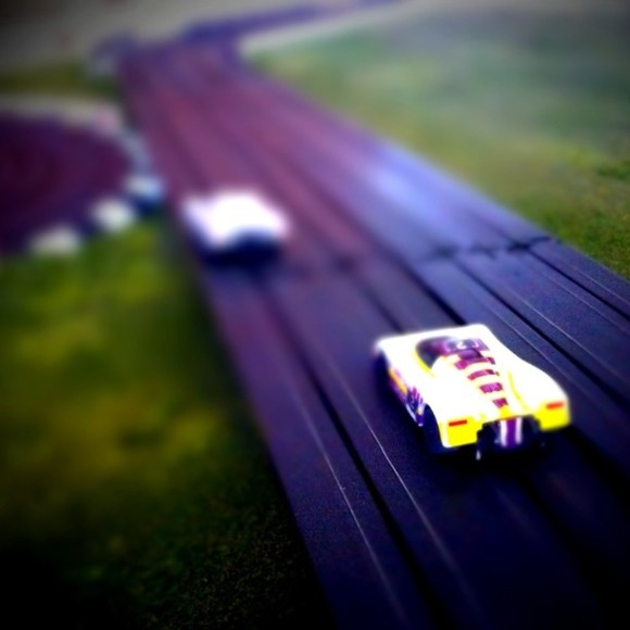 From the race track the other day @MakeLabs