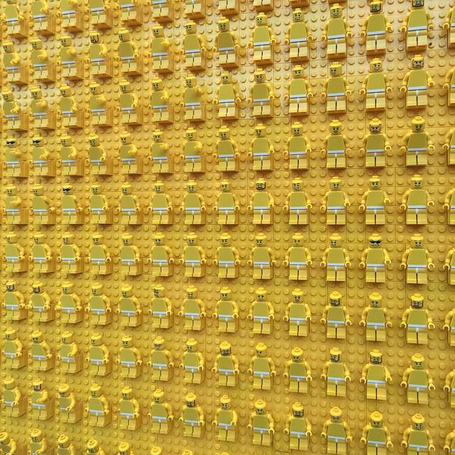 Such Lego, much brick.