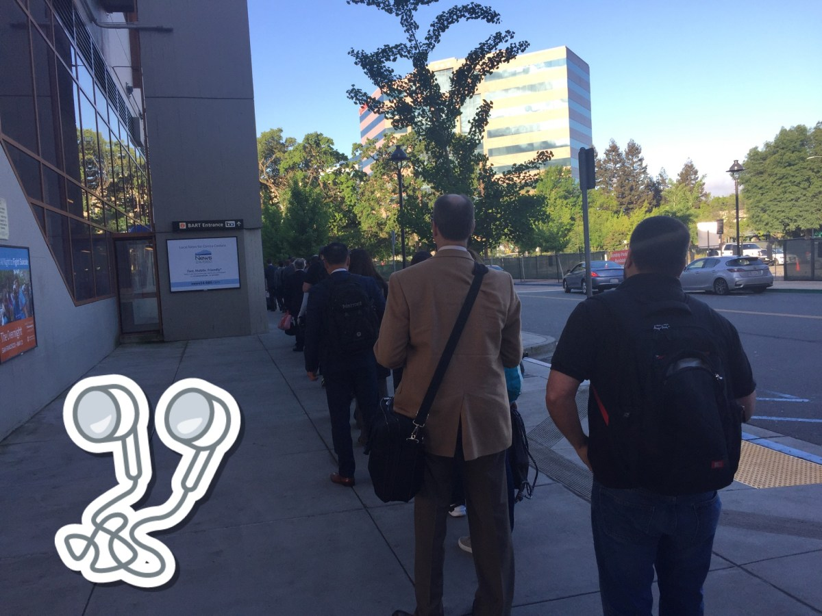 Checked in at Pleasant Hill/Contra Costa Centre BART Station