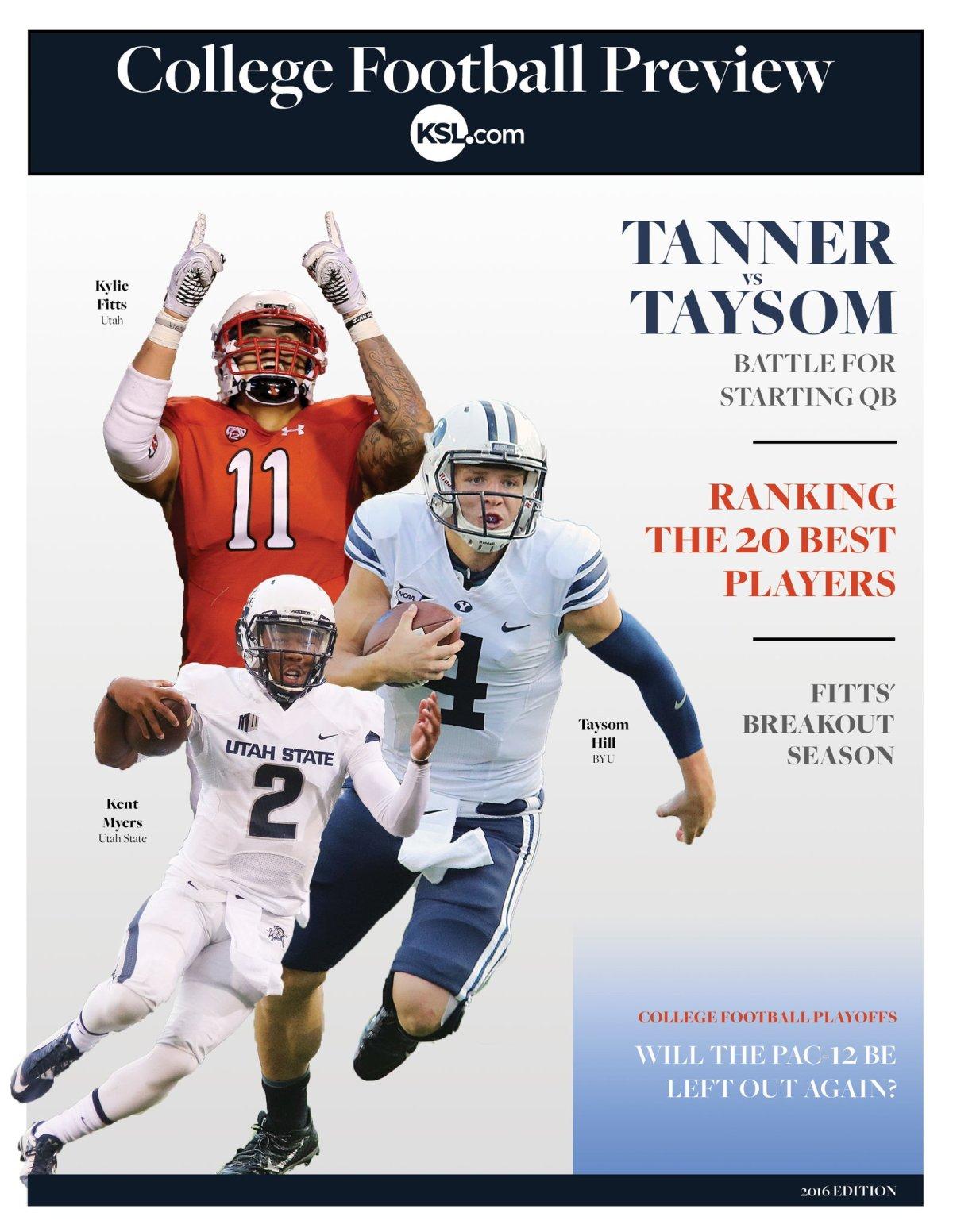 RT @KSLcom: College football is…