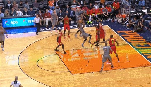 RT @SBNationGIF: Dwight Howard was…