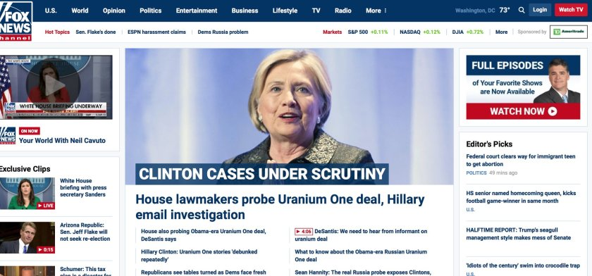 RT @jribas: CNN, Drudge, MSNBC…