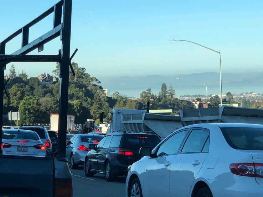 I love commuting. https://t.co/wVAHvzzDn3