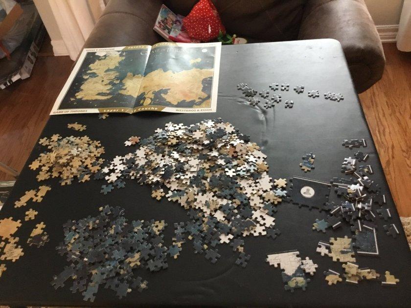 891 pieces of Westeroscand Essos...…