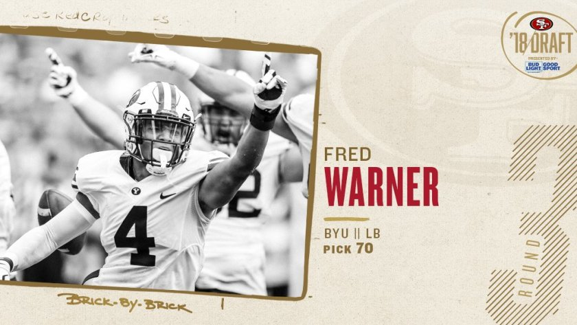 RT @49ers: The newest member…