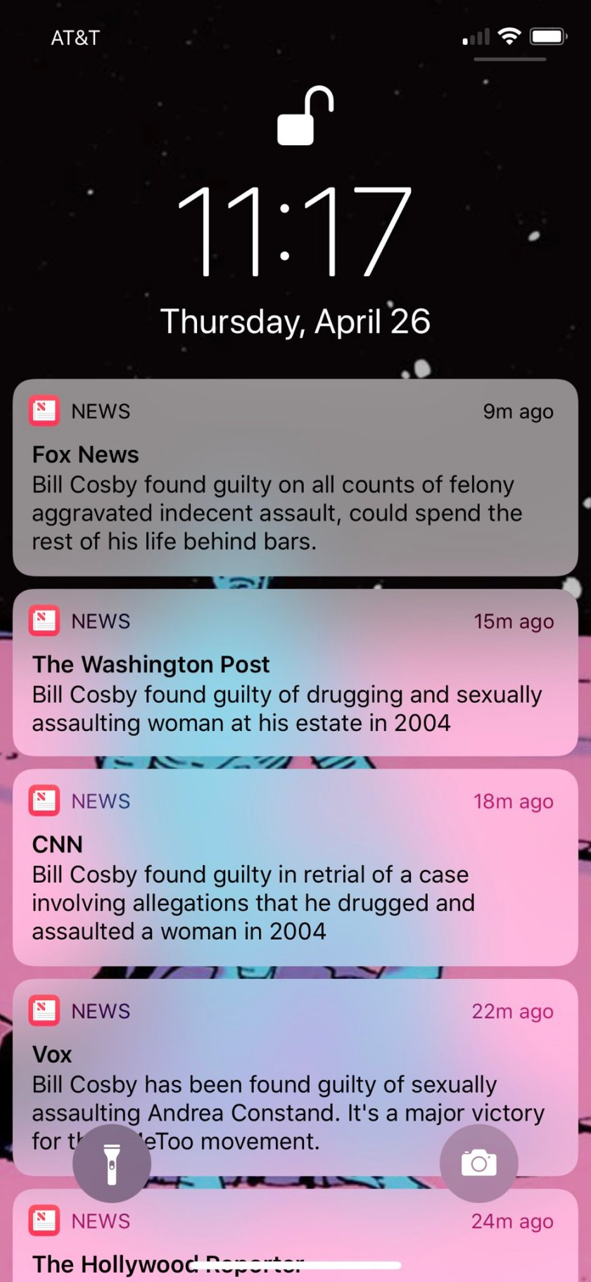 Was Cosby convicted? https://t.co/mX6l3mTPIJ