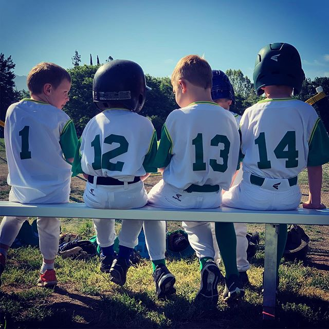 Baseball! #FutureAs