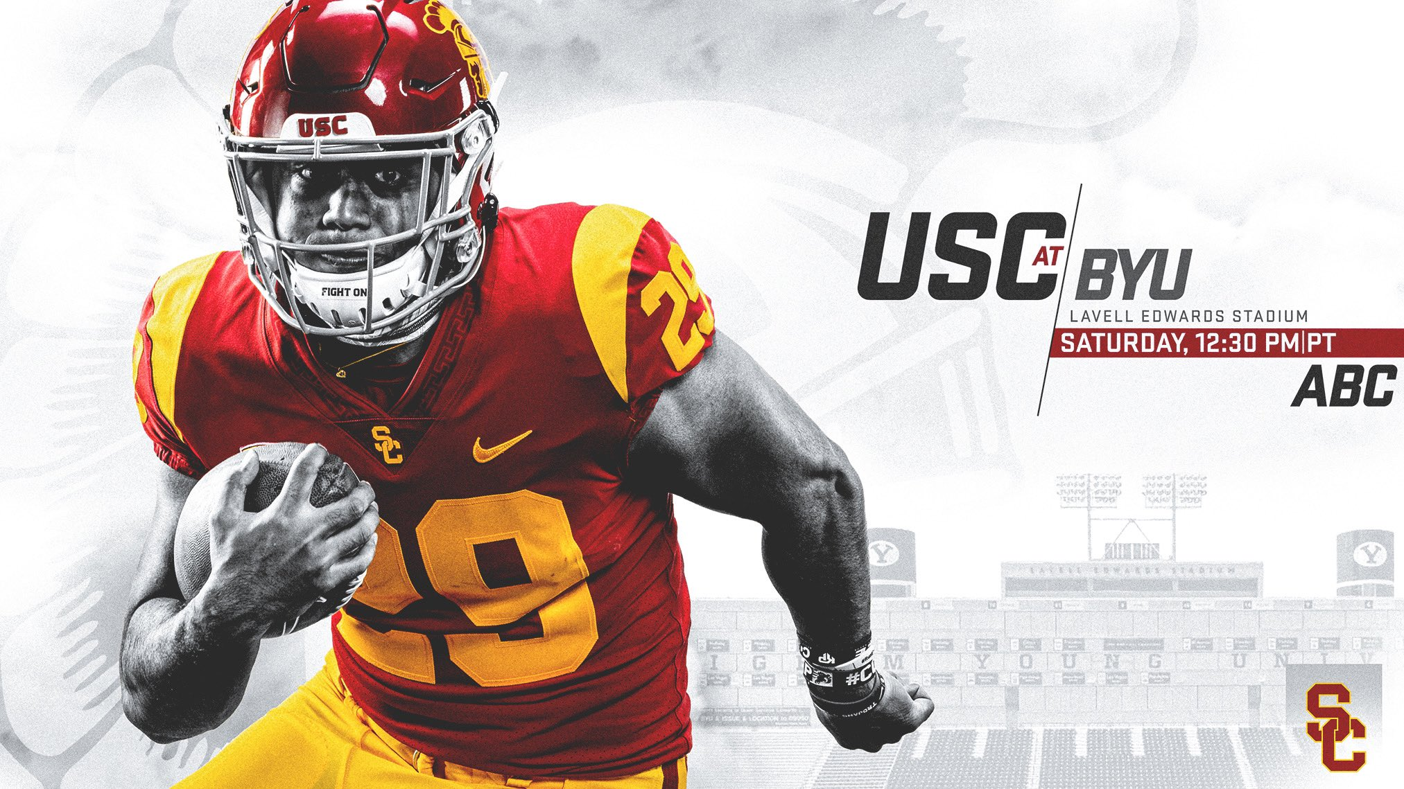 RT @USCCoachHelton: It's about that…