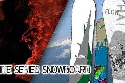 Flow: 2008 Snowboard