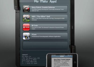 ICS Mobile Website 2.0