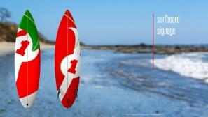 Jake Carvey Design & Art Direction Cover Image Surfboard Design