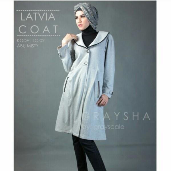 Latvia Coat LC 02