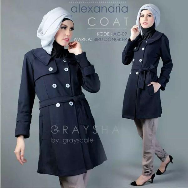 Alexandria Coat AC 09