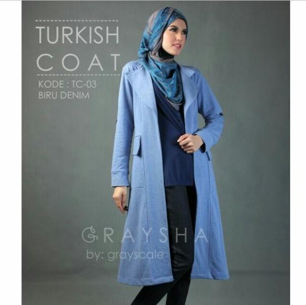 Coat Cewek Muslimah
