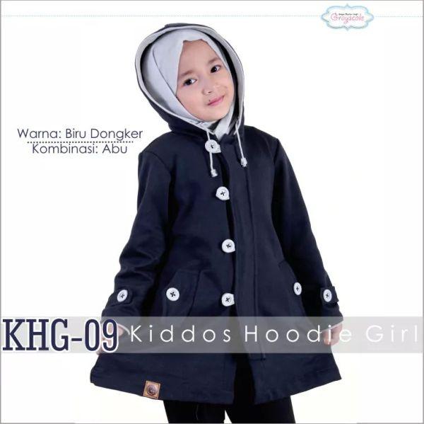 Jaket Anak Perempuan 9 Tahun