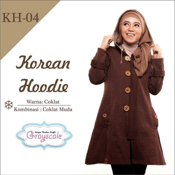Sweater Wanita Berhijab