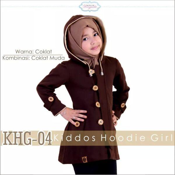 Jual Jaket Anak Perempuan Model Korea
