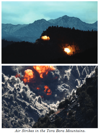 Air-strikes-in-Tora-Bora