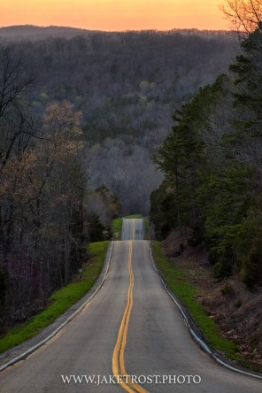 Ozark Mountain Roads, Ozark Nat'l Scenic Riverways, MO