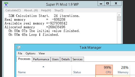 Citrix Workspace Environment Management - CPU Management