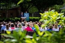 Anniversary event at Stevenson University