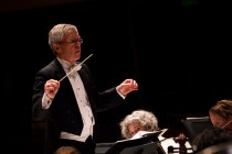 Bob Suggs Conductor of the Greenspring Valley Orchestra