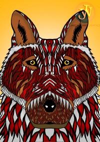 wolf jw
