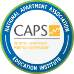 CAPS Certified Apartment Portfolio Supervisor
