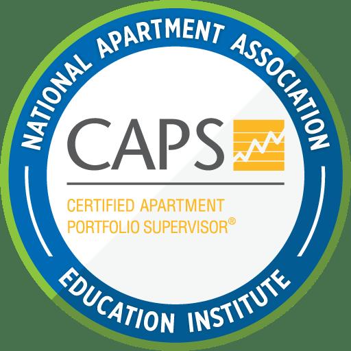 CAPS Certified Apartment Portfolio Supervisor®