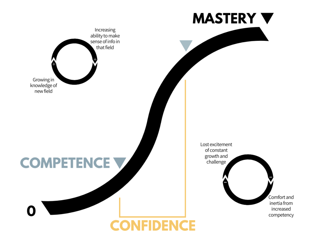 Leadership and the S-Curve of Learning