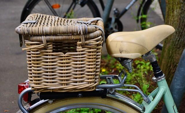 Jak dobrać koszyk do roweru?