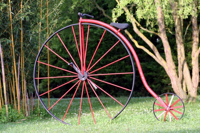 Kto wynalzał rower?