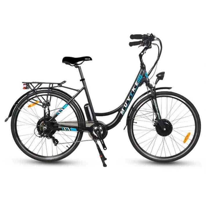 rower elektryczny miejski muvike city