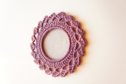 Custom Crochet Picture Frame by JaKiGu (Epic)