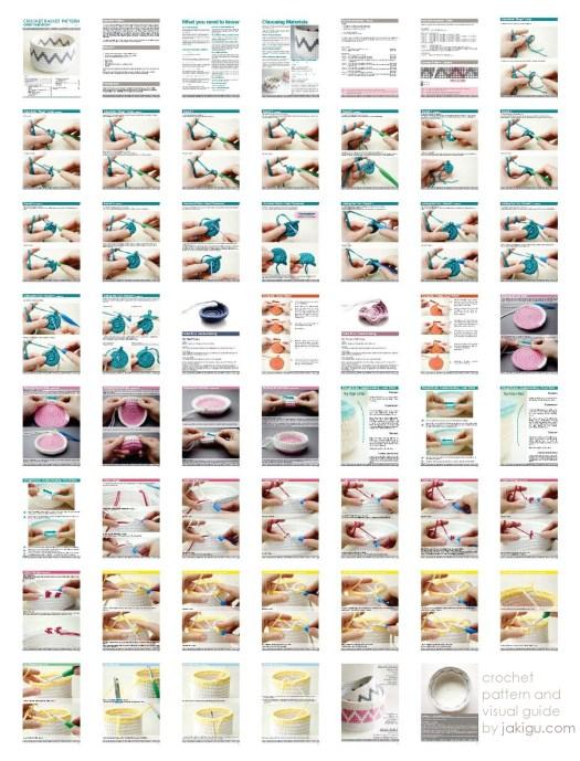 jakigu.com Crochet Pattern 309 Preview